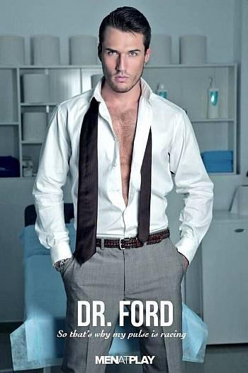 hot irish men - theo ford in suit