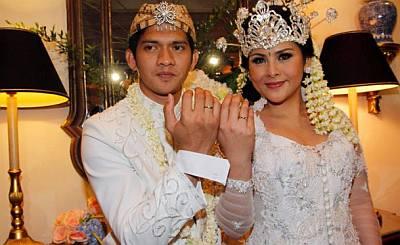 iko uwais wedding with wife audy item-iko uwais2