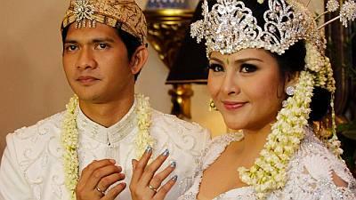 iko uwais wedding with wife audy item-iko uwais3