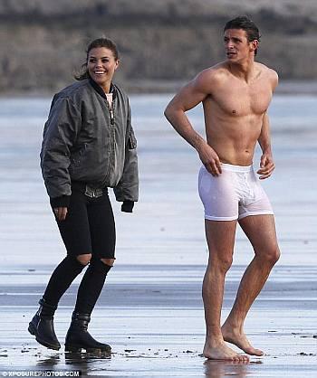 jake hall underwear - white boxer briefs
