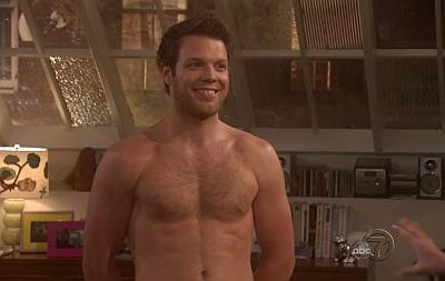 jake lacy shirtless hottie