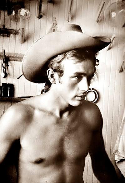 james dean cowboy shirtless