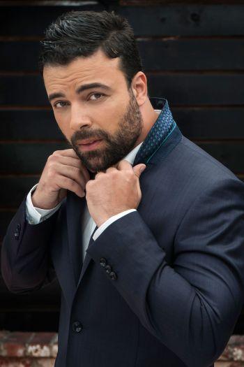 james martinez hot in suit