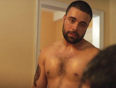 james martinez shirtless body in bear city