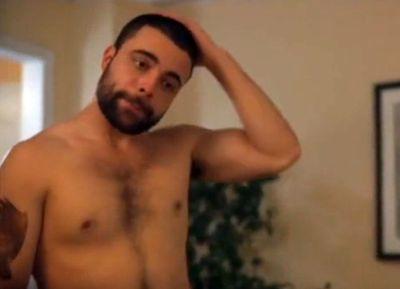 james martinez shirtless chest hair