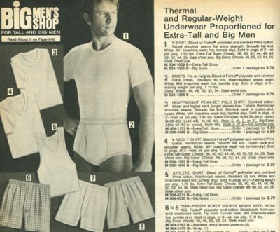jcpenney big and tall underwear