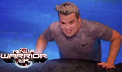 joe mcelderry ninja warrior obstacle