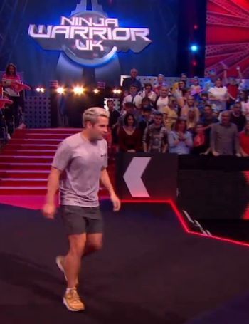 joe mcelderry ninja warrior