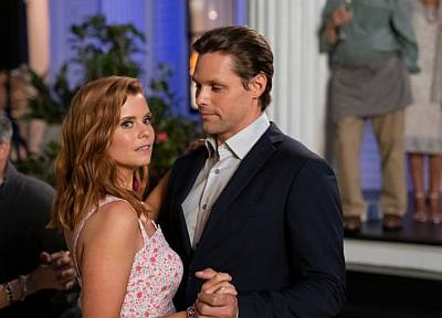 justin bruening hot daddy in sweet magnolias