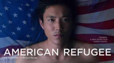 justin min shirtless body - american refugee - france hoang true story