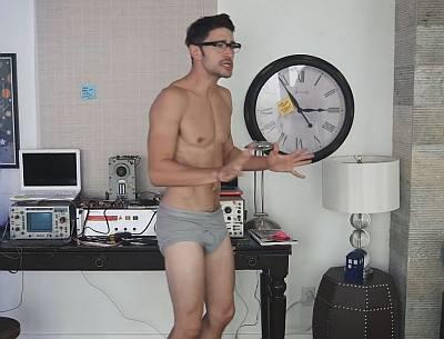 matt dallas underwear briefs