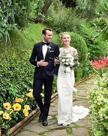 matthew lewis harry potter wedding angela jones