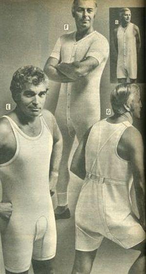 mens suit underwear - mid length union - ankle length union - mid length nainsook union suit
