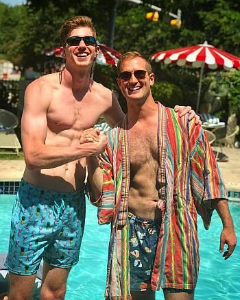 morgan chesky beach shorts