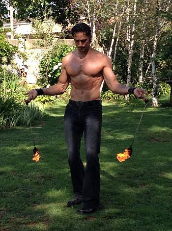 paul rothmann shirtless hot daddy