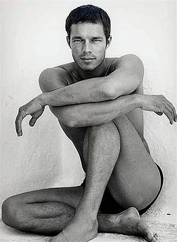 paul sculfor underwear model