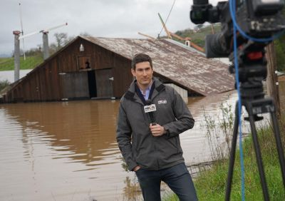 sam brock nbc correspondent reporting from teh field