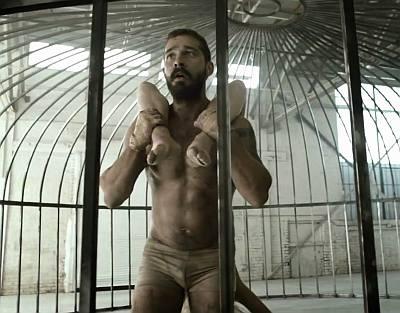 shia labeouf underwear in elastic heart music video