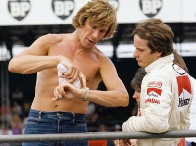 Shirtless Formula One Drivers: Sexy Hot F1 Racers