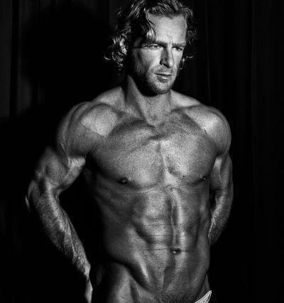 steve lyon now - mature male model
