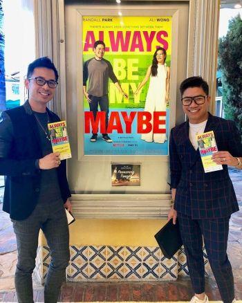 thai nguyen boyfriend - always be my maybe