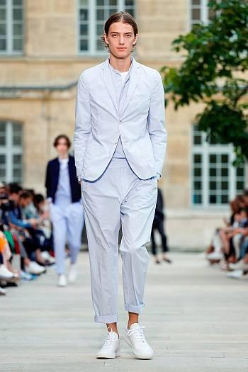 theo ford runway fashion model