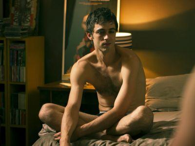 Aleph Viola shirtless hot italian men