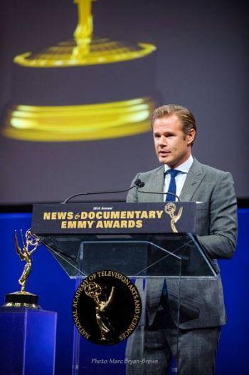 Alexander Marquardt emmy awards