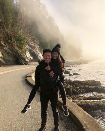Collin Morikawa Katherine Zhuu girlfriend