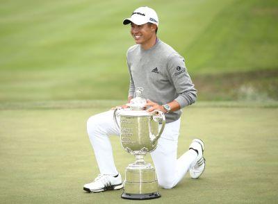 Collin Morikawa pga championships winner