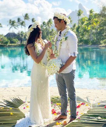 Gadi Schwartz wedding beach