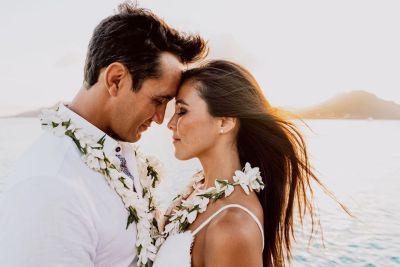 Gadi Schwartz wedding wife kim tobin