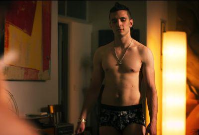 Giacomo Ferrara underwear body