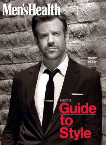 Jason Sudeikis hot in suit and tie