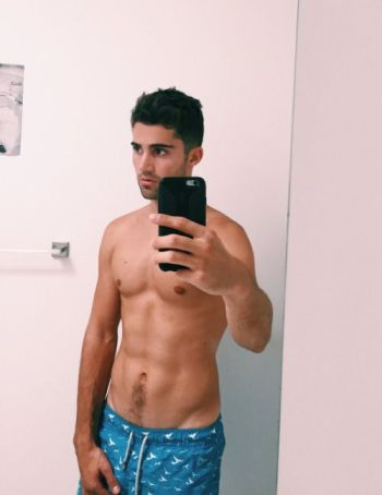 Max Ehrich hot jewish celebrities in hollywood