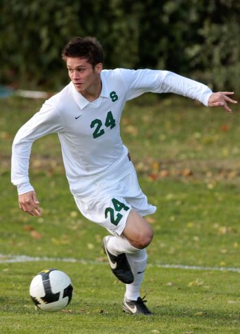 Timothy Granaderos college soccer - michigan state spartans