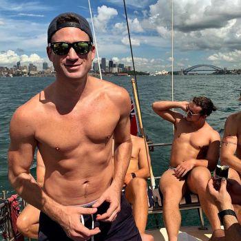 blake mccoy body - hot shirtless
