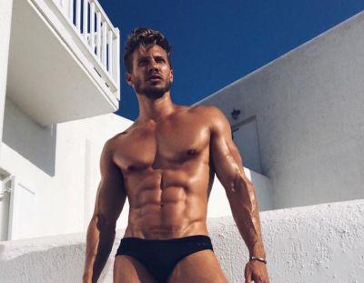 bruno tonioli matt law model boyfriend