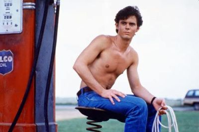 c thomas howell hot shirtless in jeans