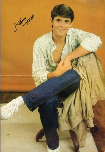 c thomas howell pinup hottie
