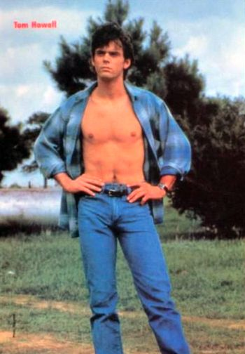 c thomas howell young pinup hunk - the outsiders