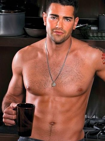 celebrity chest hair jesse metcalfe body