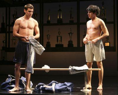 christopher abbott gay best friend in stage play