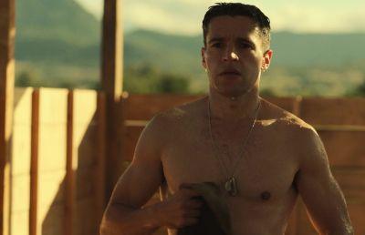 christopher abbott shirtless