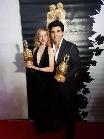daniel lundh spanish gold vine award