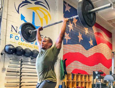 david alexander body workout