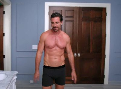 ed quinn underwear the oval