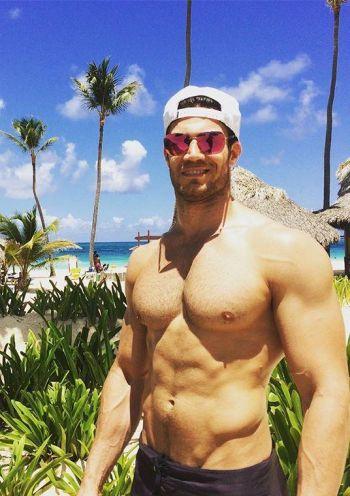 evan antin hot male doctor - veterinarian