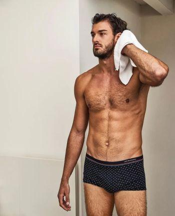 hot male volleyball player - Alex Ranghieri - italian olympian