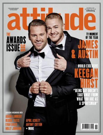 james hill austin armacost are lovers